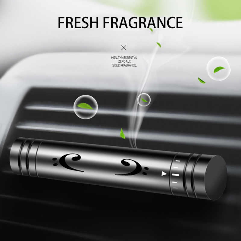 Car Air Outlet Aromatherapy Car Air Conditioning Interior Fragrance Creative Perfume Air Freshener Car Accessories Auto Parts
