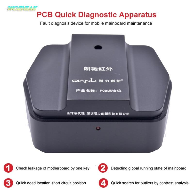 Wozniak Mobile Téléphone Carte Mère Entretien Faute Diagnostic Instrument PCB Rapide Appareils De Diagnostic Rapide Entretien Instrument