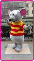 Maskottchen ratte und maus Maskottchen kostüm benutzerdefinierte cartoon charakter cosplay kostüm mascotte thema
