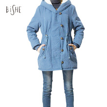 New Casual Winter Women Parkas Thick Warm Clothing Thick Cotton Hooded Coats With Velvet Manteau Femme Hiver L XL XXL 3XL 4XL