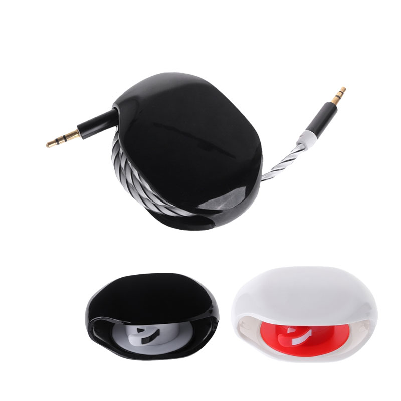 Cable Winder Organizer Holder Round Shape for Earphone Headphone Line USB Cable Management Organizer Earphone Accessories in Earphone Accessories from Consumer Electronics
