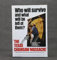 Hot NECA Classic Terror Movie The Texas Chainsaw Massacre 40th Anniversary Ultimate Leatherface 18cm Action Figure