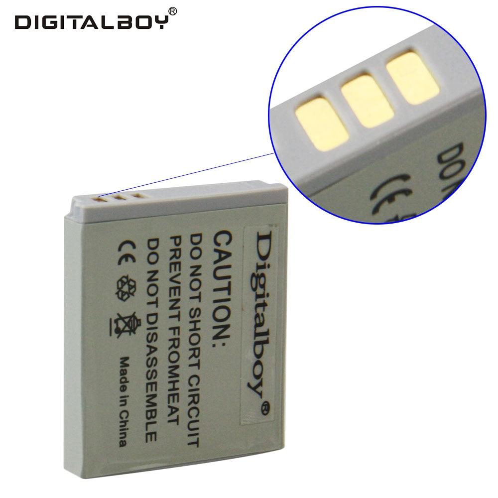 Baterias Digitais nb-4l nb 4l nb 4ll Cor : Branco