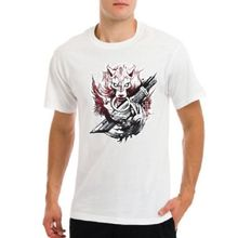 Final Fantasy, Cloud Strife logo, Amano Homage, gamers mens white t-shirt New T Shirts Funny Tops Tee New Unisex Funny Tops цена