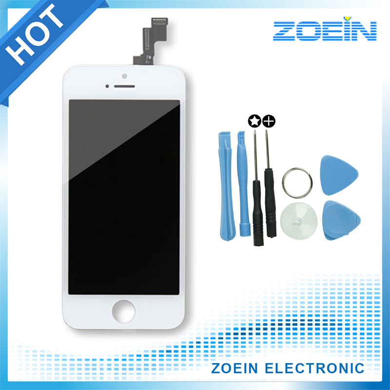 2016 Hot sale Replacement font b Screen b font LCD For iPhone 5s 5 Display With