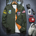 Autumn pilot jacket men's US Air Force jacket men's wear couple Baseball Jacket M-3XL