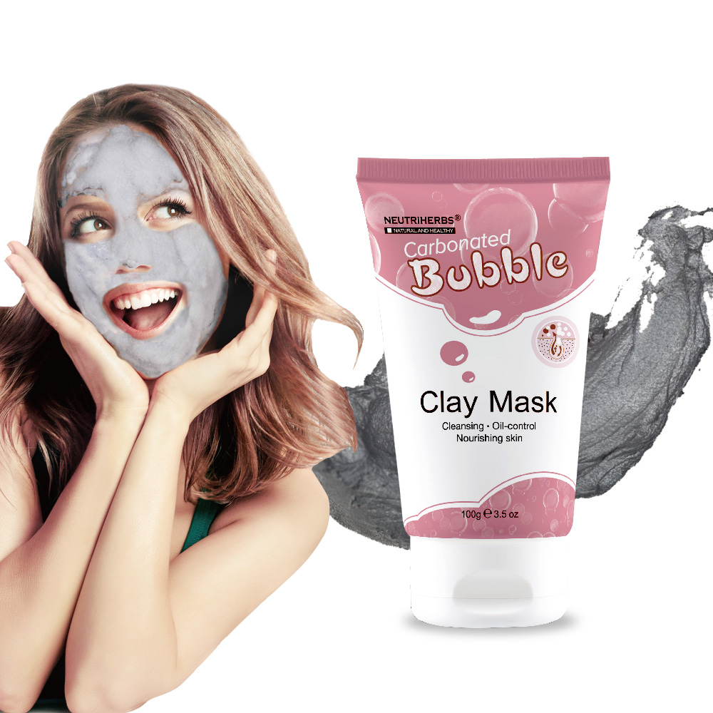 Carbonated Bubble Clay Mask (6)