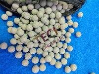 500G Tourmaline Ceramic Ball Filter Media Stone With Net Bag for Shrimp Aquarium Tank