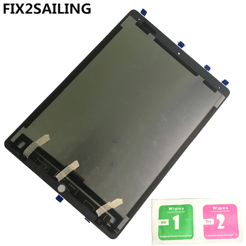 New LCD Display Touch Screen Digitizer Assembly Replacement For Apple iPad Pro 12.9 A1652 A1584 2nd Without Board цены