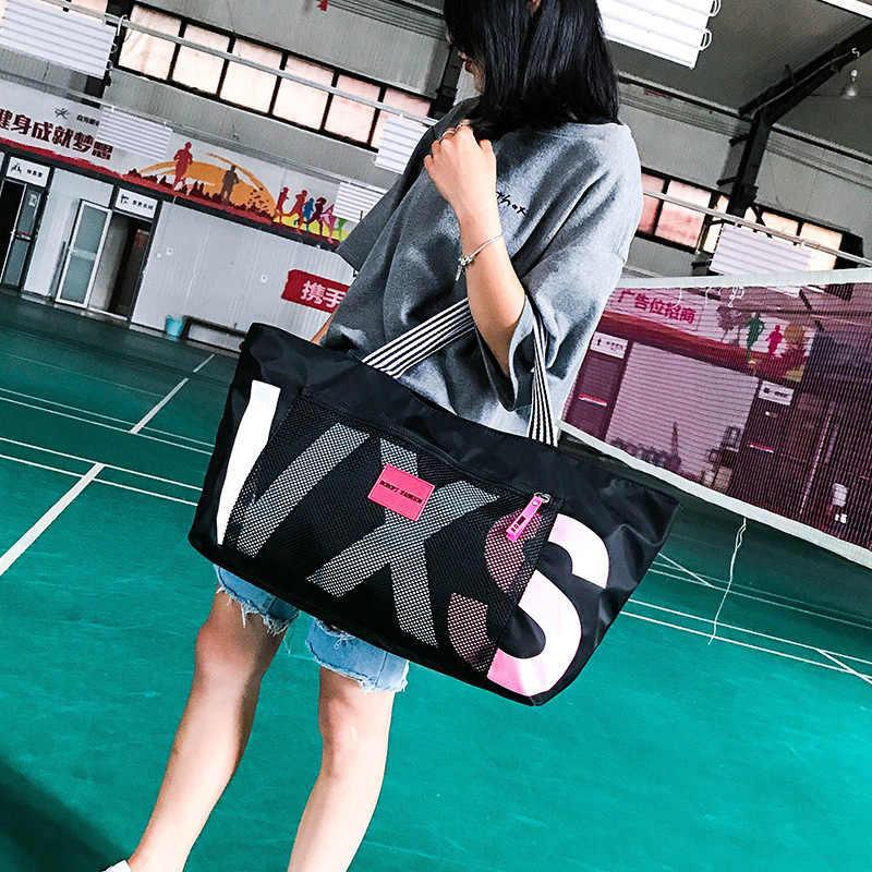 40309438a1e2e6 Victoria Secret bag big travel gym women tote bag ladies big women bag VXS  shopper satchel