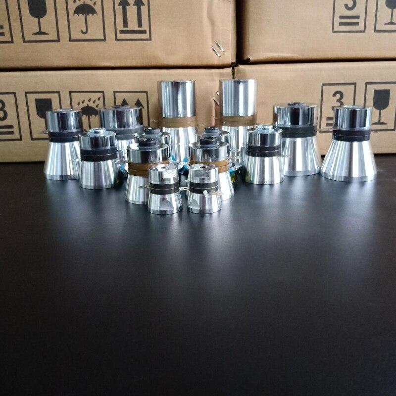 33 khz/60 W Датчик ультразвукового очистителя pzt-4, подводный ультразвуковой преобразователь датчика от производителя