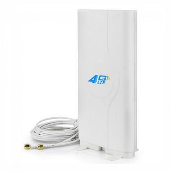 Antena 3G 4G TS9 4G LTE antena zewnętrzna 4G antena routera do modemu HUAWEI E8372 E8278 E5577 E8377 i ZTE R216 tanie i dobre opinie Zewnętrzny Zdjęcie wireless