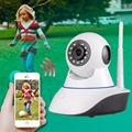 720 P Наблюдения Камеры Безопасности Сети WI-FI Камеры ВИДЕОНАБЛЮДЕНИЯ Мегапиксельная HD Беспроводная Охранная Камера ИК Инфракрасного Ночного Видения Ip-камера