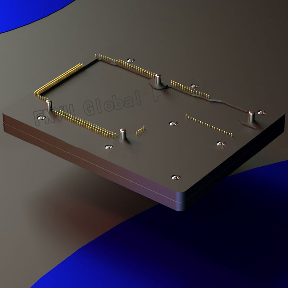 Купить с кэшбэком Mainboard Holder Fixture Jig MECHANIC Full-Function Repair Motherboard Tester Maintenance Platform PCB Tool For iPhone XS/XS MAX