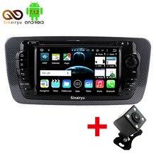 64-Bit CPU 2GB RAM Android 7.1.2 Car DVD Radio For VW Volkswagen Golf 4 Passat B5 Mk4 Mk5 Polo T4 GPS Navigation Audio PC Unit