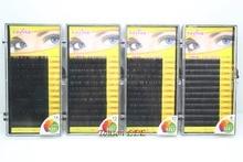 4 Tray Navina Pro 0 15C Curl 8 10 12 14MM Natural False Eyelashes Extension Makeup