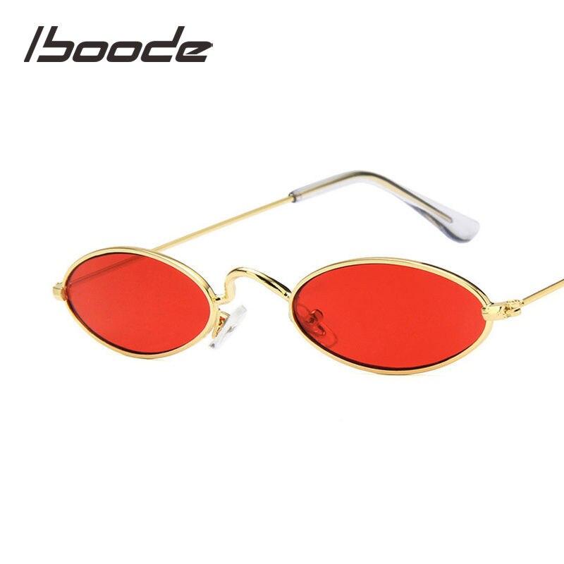 4d735f379f Dropwow 2018 New Brand Designer Vintage Oval Sunglasses Women Men ...