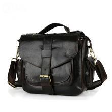 Casual Men Shoulder Bag Cowhide Genuine Leather men Messenger Bags Brand Designer Handbags High Quality Crossbody Bags