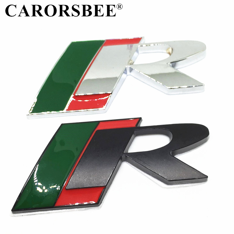 New Metal Car Side Emblem Stickers Decal Symbol Accessories Fits for Jaguar