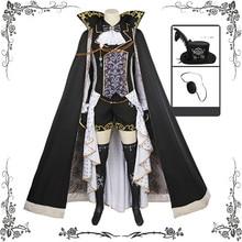 Tamaño personalizado negro Butler sueño 100 anime guapo Earl Ciel  Phantomhive cosplay traje de los hombres 9ff4d1aa3e86