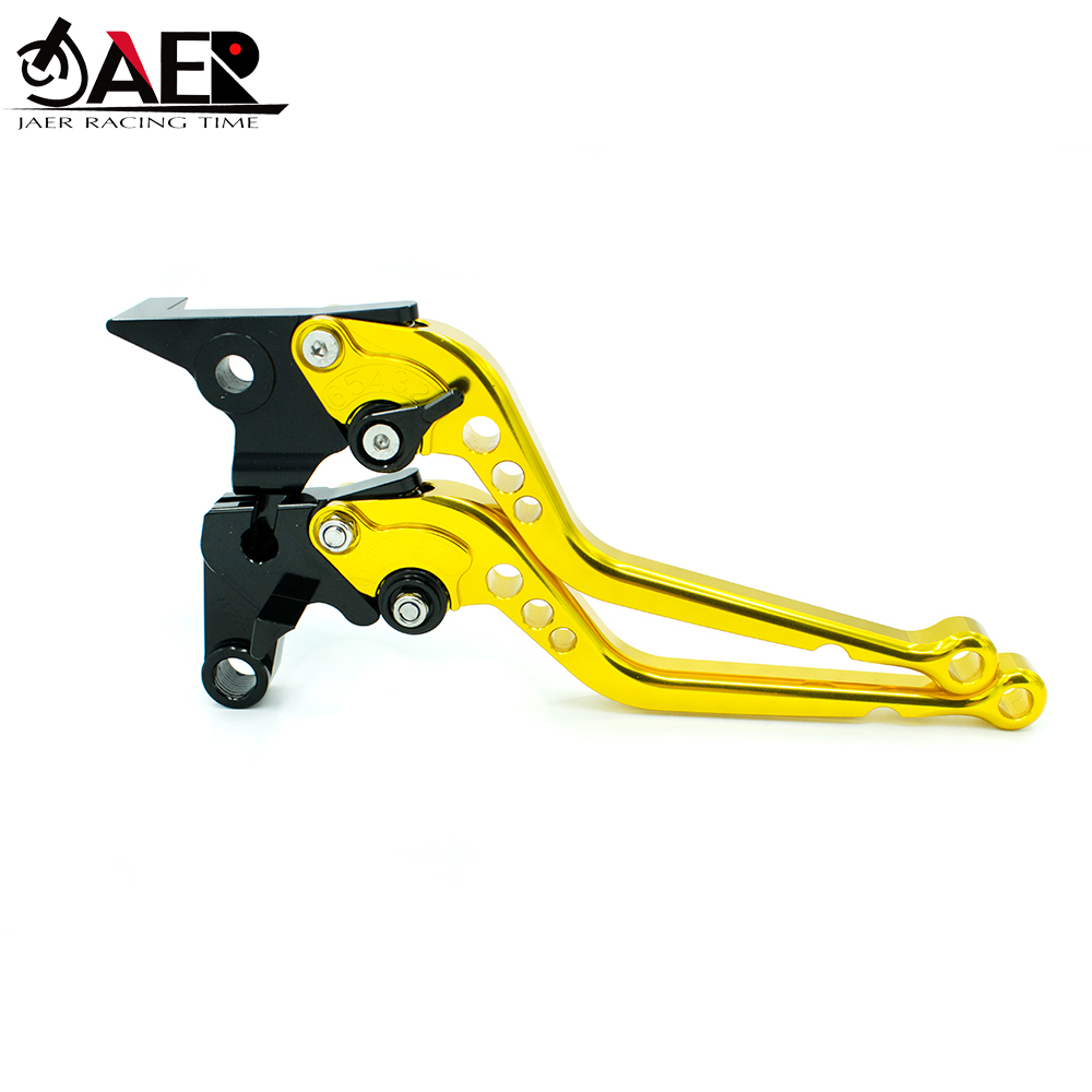 Image 4 - JEAR CNC Motorcycle Brake Clutch Levers for Aprilia RSV Mille / R 2004 2005 2006 2007 2008-in Levers, Ropes & Cables from Automobiles & Motorcycles