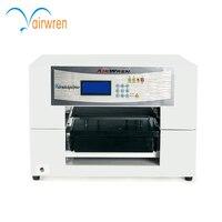 Многоцелевой a3 8 цветов футболка принтер струйный планшетный принтер с Бесплатное ПО RIP