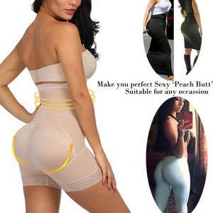 Image 4 - Liebhaber Schönheit Plus Shapewear Workout Taille Trainer Korsett Butt heber Bauch steuer Plus Größe Booty Fahrstuhl Ziehen Unterwäsche Former