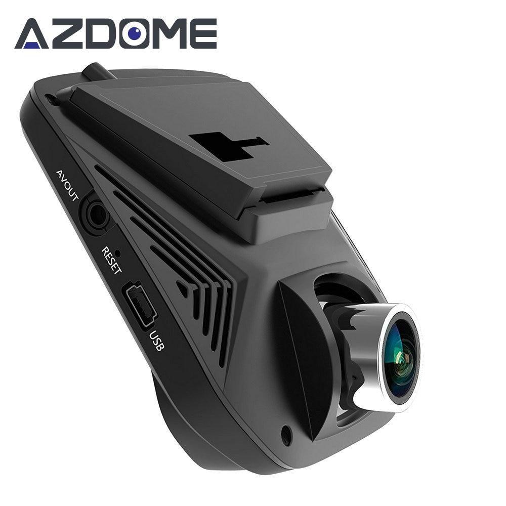 Azdome A305 Car DVR WiFi Novatek 96658 Full HD1080P Car Camera 2.45inch IPS G-Sensor Car Video Recorder Dash Cam azdome gs90a car dvr ambarella a7l50 car video recorder dash cam full hd 1296p 30fps 2 7lcd g sensor hdr h 264 car camera gps