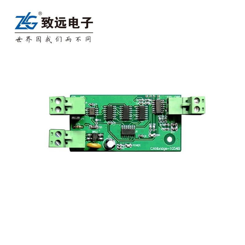 ZLG CAN isolates the bridge CANBridge - 1054 fault tolerant switchboard цепочка с кулоном bijoux annabelle цепочка с кулоном