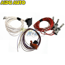 FOR VW Passat B8 Air Quality & Sunlight Temperature Sensor