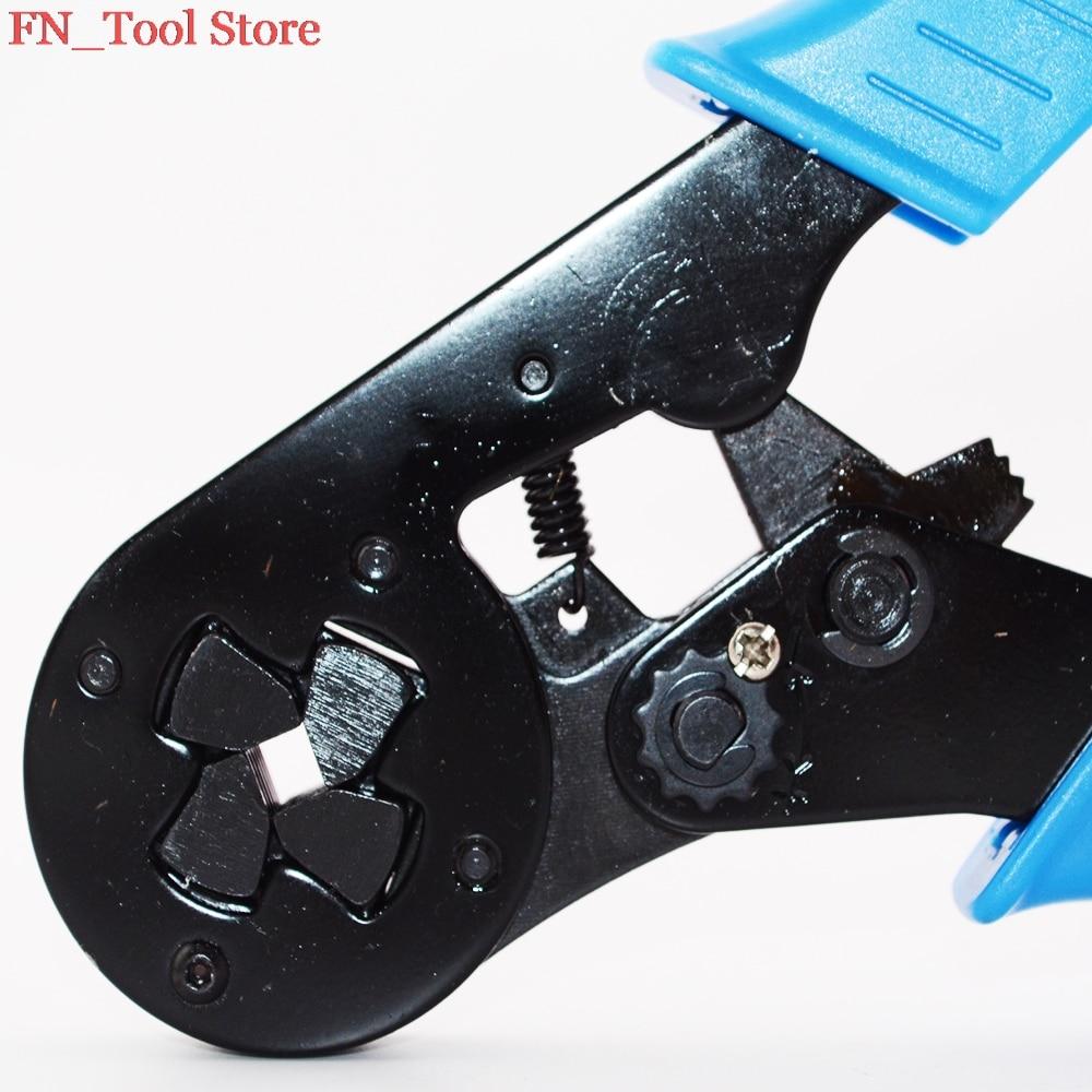 Hsc8 16-4 Self-adjustable Quetschverbindenzange 4-16mm2 Terminals Crimp-werkzeuge Multitool Werkzeuge Händen Zange Zange Zangen Handwerkzeuge