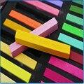 12 / 24 / 3648 cores pastel Crayons vara para o desenho de arte escova papelaria material escolar