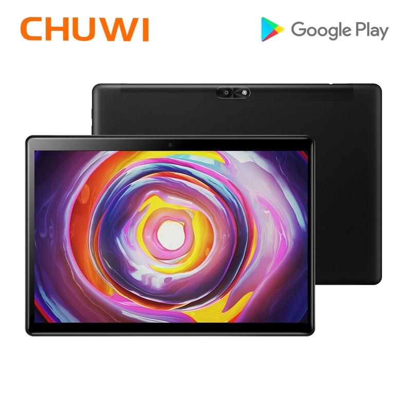 CHUWI Originale Hi9 Aria Tablet PC Android 8.0 MT6797 X20 Deca Core 4 gb di RAM 64 gb ROM 4g tablet 2 k Schermo Dual 8000 mah 10.1 pollice
