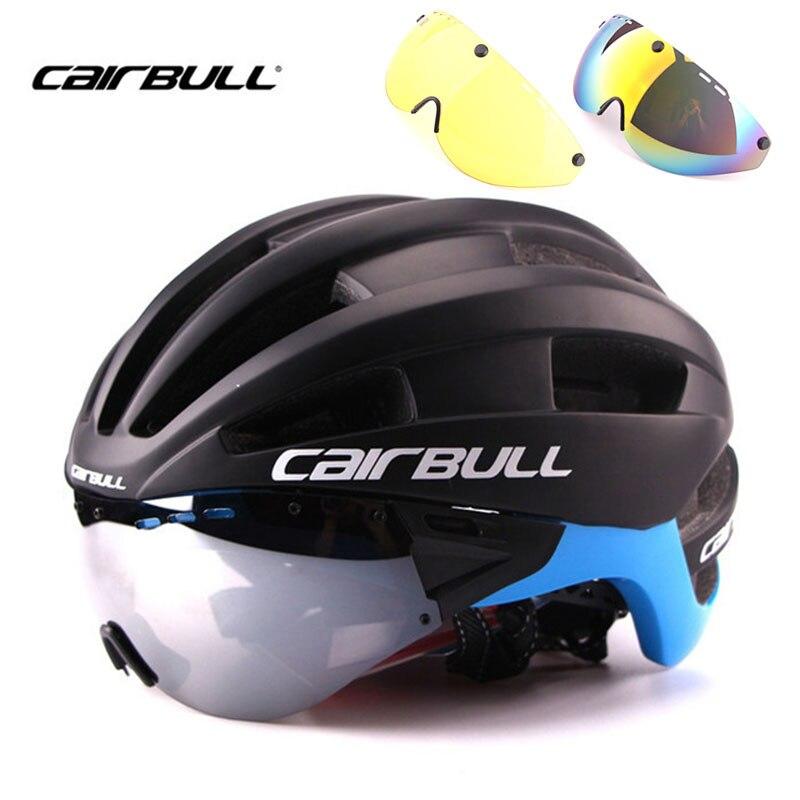 3 объектив Новый Aero ультра-легкий, дорога велосипедный шлем гонки на велосипеде спортивный шлем безопасности in-mold TT дорожный велосипед шлем ...
