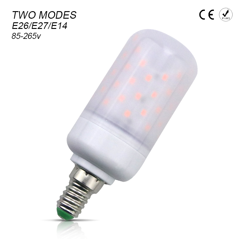 Lâmpadas Led e Tubos efeito lâmpada 63 leds ac85-265v Modes 2 : General Lighting