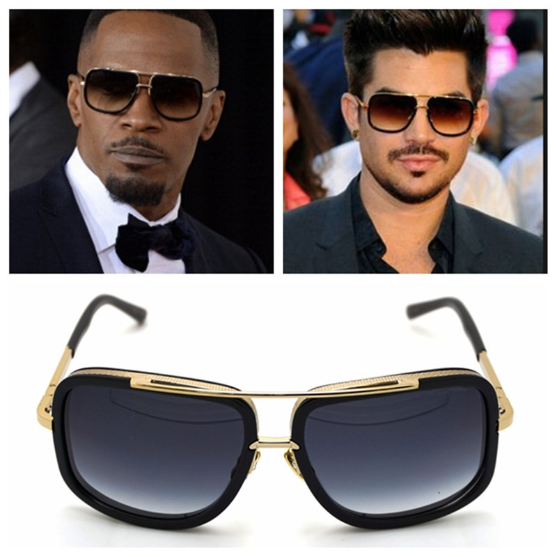 2016 New Fashion Brand The MACH ONE Sunglasses Men Women Vintage Classic Top Quality Sun Glasses