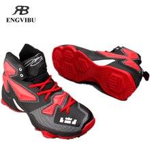 Men&women Basketball Shoes 6 Colors Breathable Anti-collision Technology Sneakers Lebro XIII elite 12 13 shoes