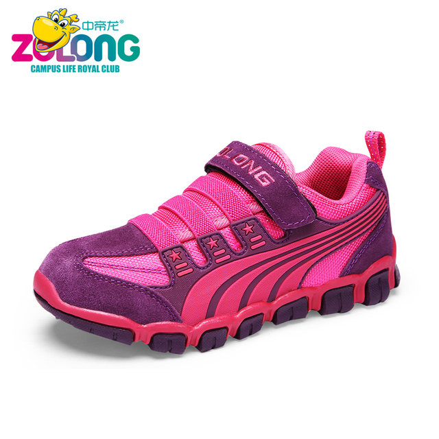 b63f0a4c860 Toddler Baby Boys Girls Brand Walking Shoes Kids Barefoot Safety Outdoor  Sneakers Children Jogger Pink Factory Direct Import