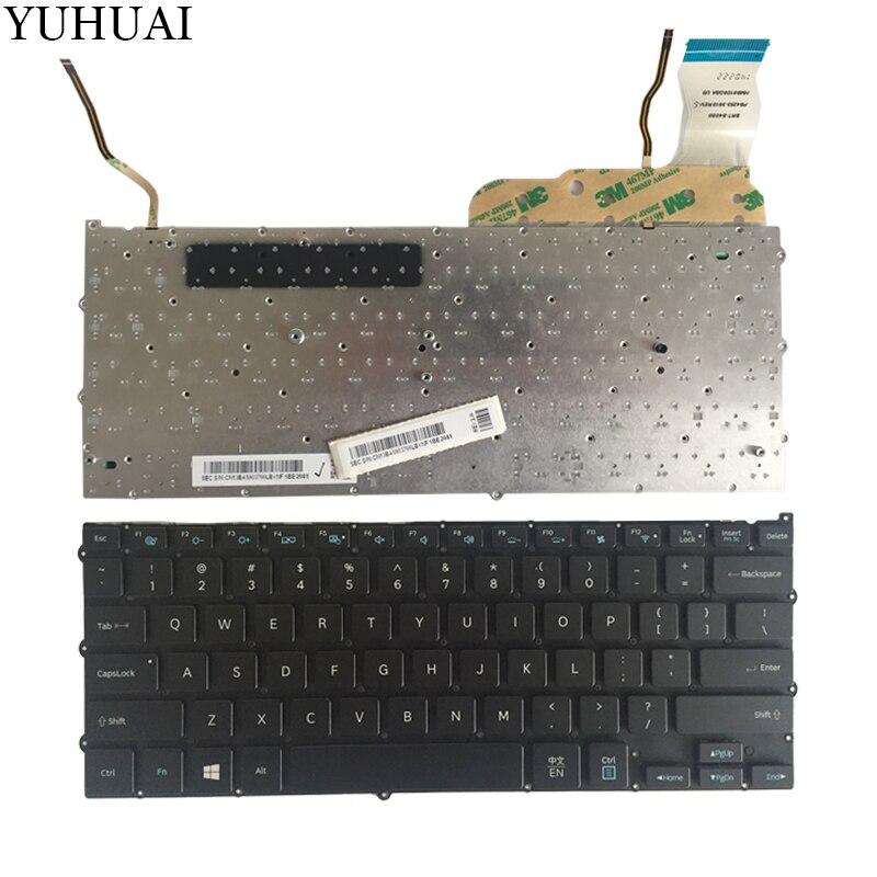 NEW FOR Samsung NP940X3G NP940X3F 940X3G 940X3F US Laptop KEYBOARD backlit