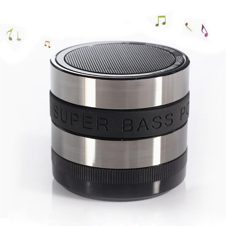 Centechia Super Bass Hi-Fi Bluetooth Speaker Portable Speaker Support Hands-free Function TF Card Built-in  Radio eals @