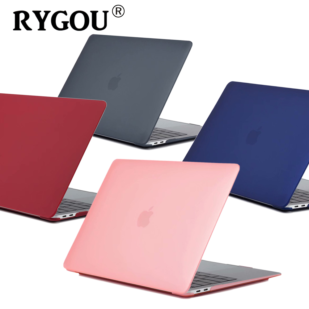 Sleeve Bag For Macbook Air 11/'/' 11.6/'/' Ruberized Hard Case Laptop Keyboard Cover