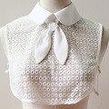 Женщины одежда аксессуары блузка ложные воротник итон-довольно воротник съемный воротник