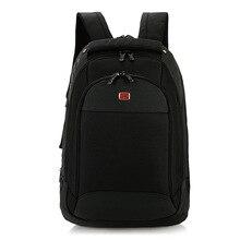 Meiyashidun männer rucksack wasserdichte Qualität Nylon Schweizer Rucksack Männer 15 zoll Laptop Bag Sac A Dos Männer Reise Mochila Masculina