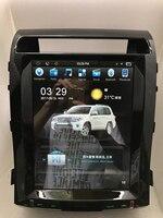 12.1 HD 1024x600 Android 6.0 Car Stereo Headunit BYNCG For Land Cruiser 200 2008 2015 Radio GPS Navi Audio 2GB RAM 32GB Flash