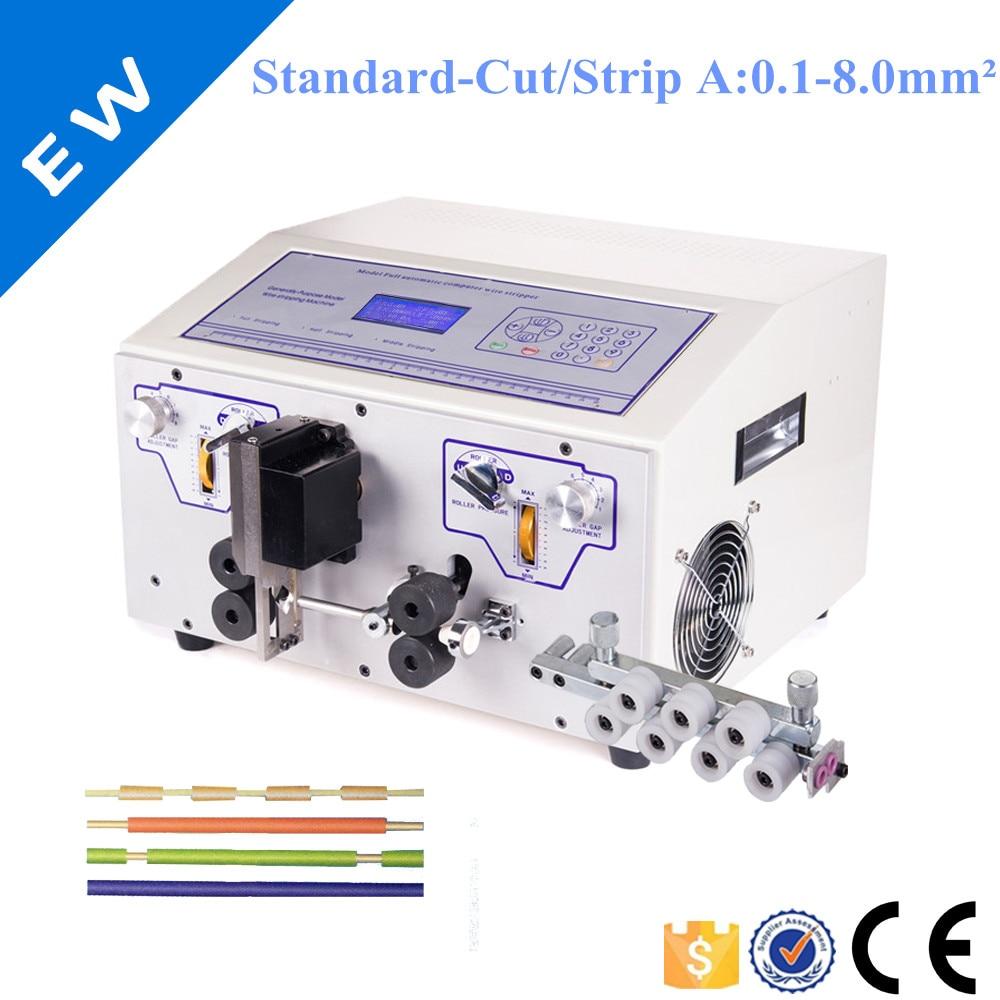 medium resolution of wire strip cutting machine ew 03
