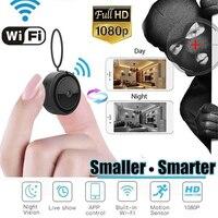 A11 Wifi IP Mini Camera Full HD 1080P Secret Camera IR Night Vision Micro Camera Motion Detection Camera Support Hidden TF Card