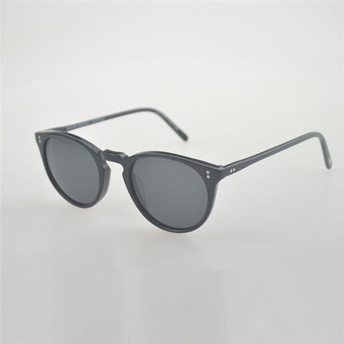 Image 2 - Unisex Classic Sunglasses O'malley 2019 Brand Polarized Sunglasses Men Women OV5183 Male Sun Glasses Women Oculos de sol-in Women's Sunglasses from Apparel Accessories
