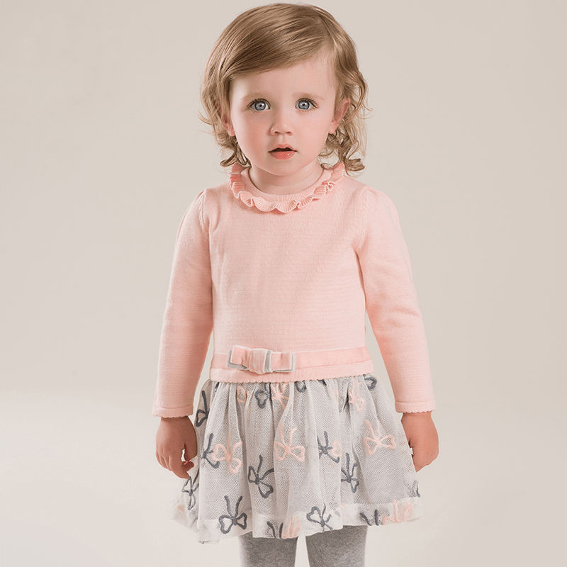 Платье трикотаж ребенок