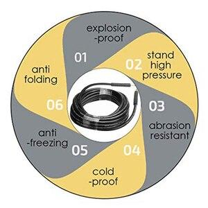 Image 3 - 10m de alta pressão e lavadora água limpa mangueira lavagem carro para karcher k2 k3 k4 k5 k6 k7