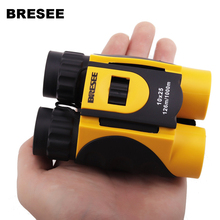 Free shipping 10X25 waterproof binoculars telescope for travel hot selling Travelling Camping Telescope Bird Watch